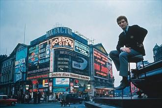 Eddy Mitchell à Londres