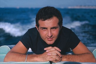 Richard Anthony à Cannes