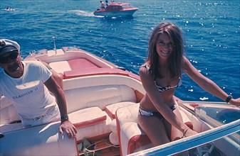 Sheila à Cannes