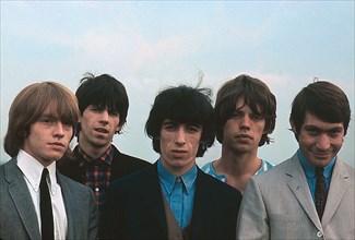 Les Rolling Stones à Londres