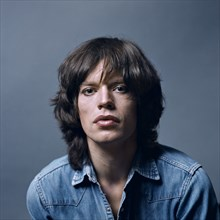 Mick Jagger à Paris