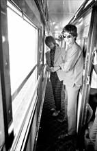 Mick Jagger à Marseille