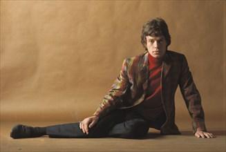 Mick Jagger à Londres