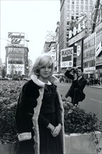 Sylvie Vartan à New York
