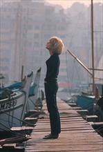 Sylvie Vartan à Nice