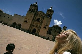 Sylvie Vartan au Mexique