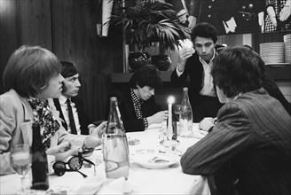 Les Rolling Stones, Jean-Marie Périer, 1966