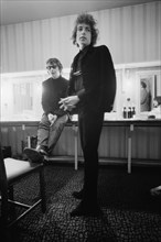 Bob Dylan et Bob Neuwirth, 1966
