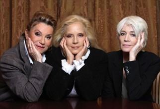 Sheila, Sylvie Vartan et Françoise Hardy (2006)