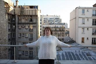 Brigitte, ancienne SDF