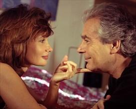 Pierre Arditi et Evelyne Bouix