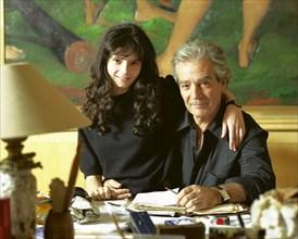 Pierre Arditi et Salomé Lelouch