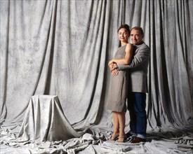 Catherine Frot et Claude Brasseur
