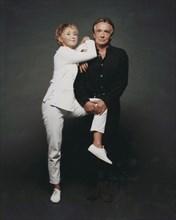 Marie-Anne Chazel et Michel Sardou