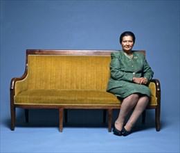 Simone Veil, 1995