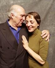 Michel Piccoli, Dominique Blanc, Les acteurs