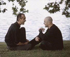 Lionel Florence et Pascal Obispo