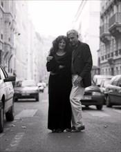 Philippe Sollers, Nicole Wisniak