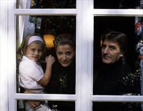 Cosima, Laura et Emanuel Ungaro