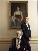Alain Chamfort et Françoise Hardy