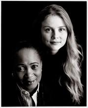 Barbara Hendricks et Isabelle Carré