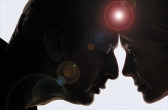 Alain Bashung et Françoise Hardy
