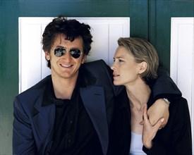 Sean Penn et Robin Wright Penn