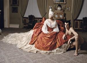 Vivienne Westwood et son compagnon