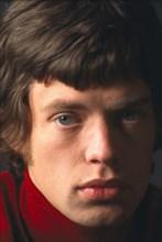 Mick Jagger des Rolling Stones