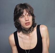 Mick Jagger, Paris,  janvier 1971