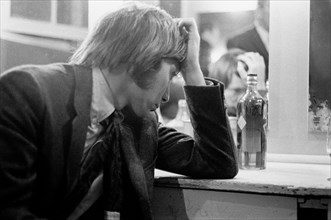 Charlie Watts des Rolling Stones