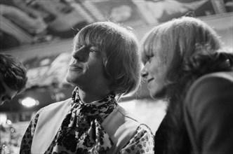 Brian Jones et Anita Pallenberg
