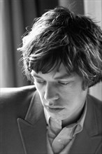Mick Jagger, Londres, 1966