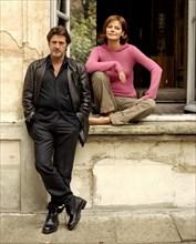 Daniel Auteil et Marianne Denicourt