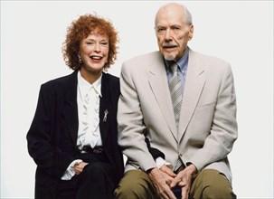Robert Altman et sa femme