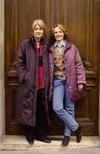 Françoise Hardy et Hélène Grimaud
