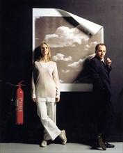 Sandrine Kiberlain et Fabrice Luchini