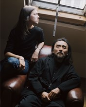Charlotte Gainsbourg et Yohji Yamamoto