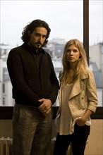 Vincent Elbaz et Clémence Poésy