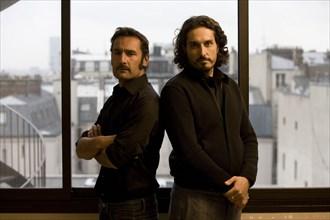 Gilles Lellouche et Vincent Elbaz