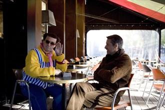 François-Xavier Demaison et Antoine de Caunes
