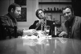 Jacques Lanzman, Jacques Dutronc, et Jacques Wolfshon