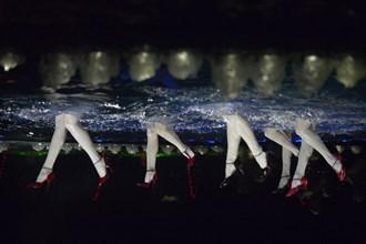 Le Rêve, spectacle créé par Franco Dragone