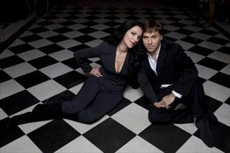 Angela Gheorghiu et Roberto Alagna