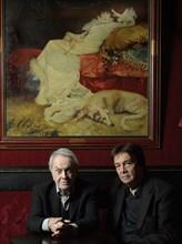 Robert Hirsch et Gerald Nanty