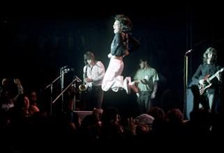 Les Rolling Stones sur scène