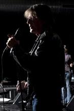 Jacques Dutronc en répétition