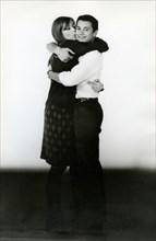 Françoise Hardy et Jean-Marie Périer, 1964