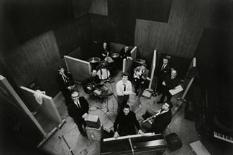 Eddy Mitchell avec Big Jim Sullivan et Jimmy Page
