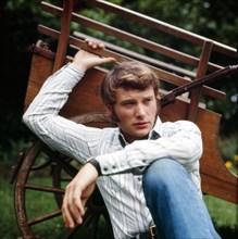 Johnny Hallyday, 1966